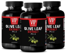 Wellness vitamins stress relief - OLIVE LEAF EX... - $33.27