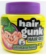 Monkey Gunk Hair Gunk Hair Gel Ultimate Hold 7.5 oz. Jar 6 oz. Net Wt. - $4.25