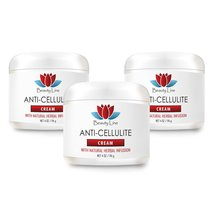 Beauty - ANTI CELLULITE CREAM (with Natural Herbal Infusion) - Cellulite kill... - $52.75