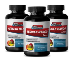 Herbal Supplement - Natural African Mango Extract 1200mg with Acai Berry... - $26.95
