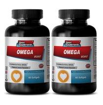 Omega 3 Epa - Omega 8060 - Fish Oil Supplement for Joint Flexibility (2 ... - $23.99