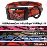 "Sparky PetCo 1"" Heavy Duty High Flex Biothane Camo Replacement Strap 30 "" Lon..."