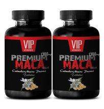 Libido Support with Premium Maca Root Supplement 1300mg - Enhancement of... - $24.49