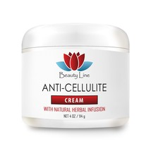 Beauty supplements for women - ANTI CELLULITE CREAM (with Natural Herbal Infu... - $18.75