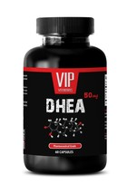 Women health - DHEA 50 mg - Dhea for women fertility - 1 Bottle 60 Capsules - $12.99