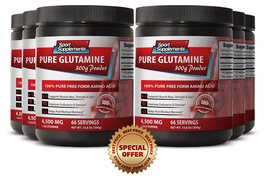 L glutamine capsules 1500 - L Glutamine 300 G Powder - Helps with concen... - $71.95