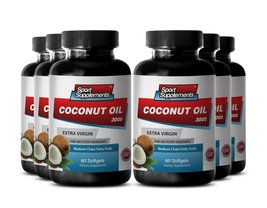 Extra Virgin Coconut Oil Cold Pressed - Extra Virgin Coconut Oil 3,000mg - Co... - $69.95