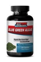 Premium Herbal Supplement - Klamath Blue Green Algae 500mg - Increase Energy ... - $15.99