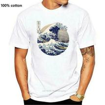 Kanagawa Japanese The great wave T shirt Men Size S-5XL - SHip From USA image 9
