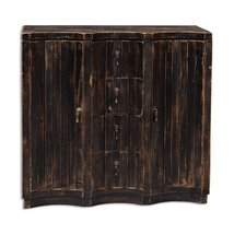 Uttermost 25665 Edeline Buffet Chest, Black - $833.80