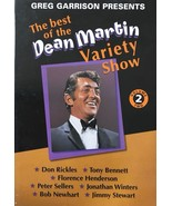 The Dean Martin Variety Show DVD Don Rickles Bob Newhart Volume 2 - $9.89