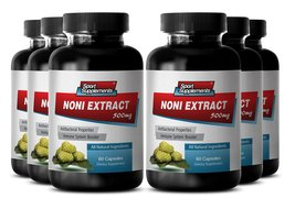 Cholesterol reducing supplements - NONI EXTRACT 500mg - Cholesterol reducer -... - $62.99