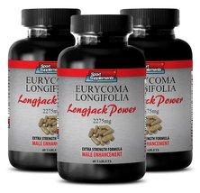 Ginseng supplement - Longjack Power Eurycoma Longifolia 2275mg - Male En... - $34.95