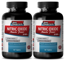 Nitric oxide supplements for ed - Nitric Oxide Muscle Power 3150mg - Sex... - $29.95