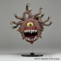 Dungeons And Dragons Miniature Rage Of Demons Beholder #49 - $55.00