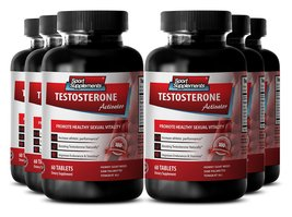 Wild yam supplements - Testosterone Activator - Testosterone booster for... - $63.95