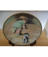 """Hamilton Collection 1986 """"On the Up and Up"""" Collector's Plate - $22.00"""