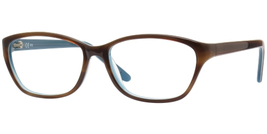Structure Eyewear 96 Eyeglasses in Brown - $43.99