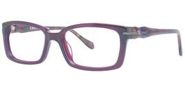 Leon Max LM4028 Eyeglasses in Garnet   - $102.95