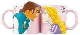 Disney kiss mug Rapunzel SAN2475 Tangled - $56.39