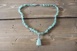 """17"""" Jade Necklace - $19.79"""