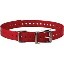 Garmin Compatible 3/4-Inch Red Collar Strap for Garmin Delta Series Colo... - $11.69