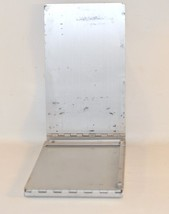 Vintage Aluminum Binder Invoice Holder Salesman... - $9.90