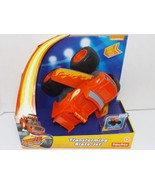 New! Fisher-Price : Blaze & The Monster Machines : Transforming Blaze Jet {4250} - $29.69
