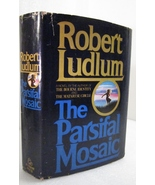 The Parsifal Mosaic 1982 Robert Ludlum - $4.00