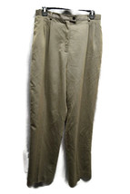 Womens Worthington Size 14 Brown Dress Pants It... - $7.91
