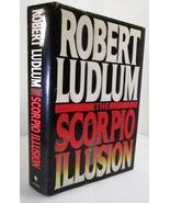 The Scorpio Illusion 1993 Robert Ludlum - $4.00