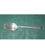 Gorham Sterling Silver-Camellia Pattern-One Teaspoon-5 7/8in-No Monogram - $27.00