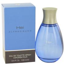 Hei by Alfred Sung Eau De Toilette Spray 3.4 oz - $23.95