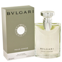 BVLGARI (Bulgari) by Bvlgari Eau De Toilette Spray 3.4 oz For Men - $64.95