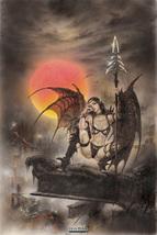 Black Tinkerbell Fantasy Poster - $5.90