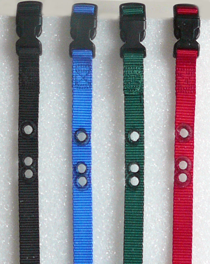 "3/4"" Replacement Strap 3 Hole Universal Petsafe SportDog Replacement straps"