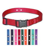 PETSAFE STAY AND PLAY Compatible 3/4 inch replacement collar strap- ALL ... - $6.80