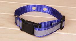 Universal Heavy Duty Nylon 1 Inch Blue Reflective Innotek Strap 2 Hole 1... - $6.72