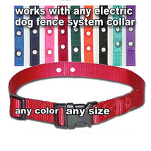 Underground Electric Dog Fence Replacement Collar NEW - $6.88