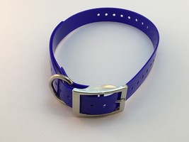PetSafe Compatible 3/4 Inch Replacement Dog Collar Strap 6 Colors Made in USA