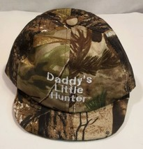 Daddy's little hunter Infant  Jordan Lee Originals cap hat - $9.49