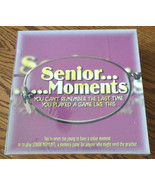 New Sealed Senior Moments Memory Board Game by ... - $24.99