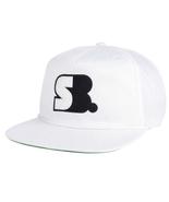 Nike SB Logo Dri fit Performance Embroidered Skateboard Snapback White F... - $32.62