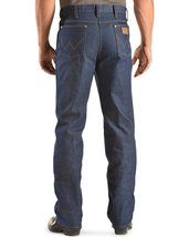 Wrangler Men's Cowboy Cut Slim Fit Jean,Navy,30x30 - $39.95