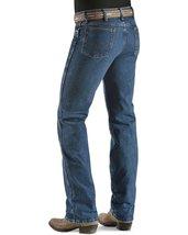 Wrangler Men's Jeans 936 Slim Fit Premium Wash Stonewash 38W x 32L - $39.95