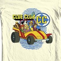 Clue club retro saturday morning cartoons tan t shirt thumb200