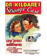 Dr Kildares Strange Case DVD - 1940 B/W Classic 4.5 star Drama Lionel Ba... - $19.99