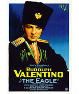 Rudolph Valentino The Eagle DVD - 1925 Classic Cossack Love Story B/W SI... - $19.99