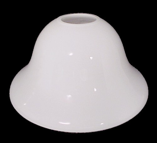 54850a neckless light shade white cased glass bell ceiling fan wall sconce chandelier