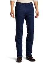 Wrangler Men's Western 5 Pocket Traditional Boot Cut Slim Jean,Indigo Stretch... - $38.02